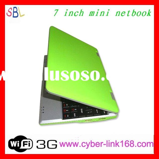 OEM 7inch netbook review hotsale 2010