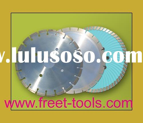 Professional Diamond Saw Blades Cutting blocks,concrete,granite,porcelain tile,marble etc