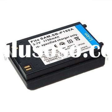 Rechargeable Battery, Camera Battery, Battery Pack, Digital Camera Battery for SAM SB-180A