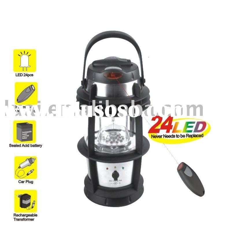 Remote Rechargeable Lantern
