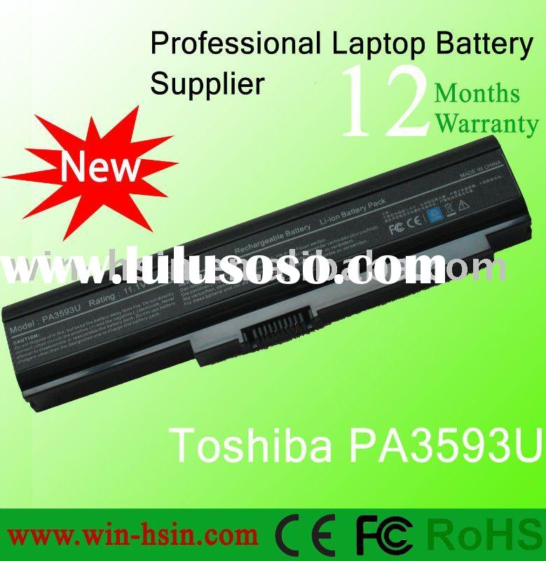 Replacement Laptop Battery for Toshiba Satellite U300 PA3594U-1BRS