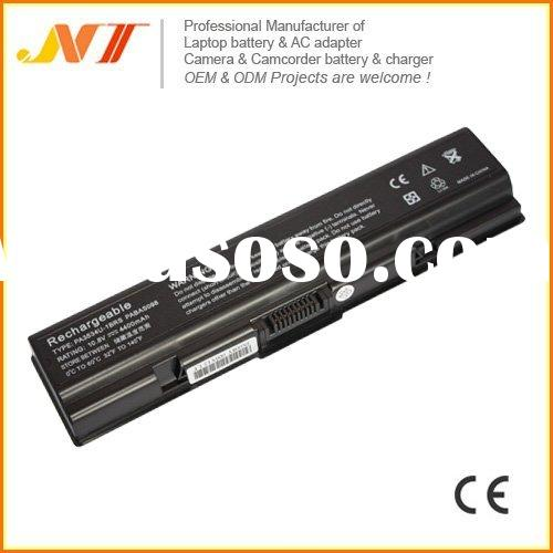 Replacement Laptop battery for TOSHIBA PA3534U-1BRS battery.