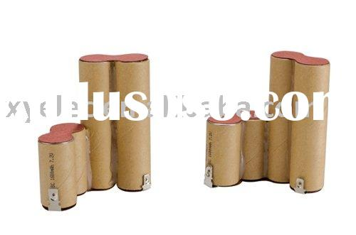 SC Nicad rechargeable battery pack