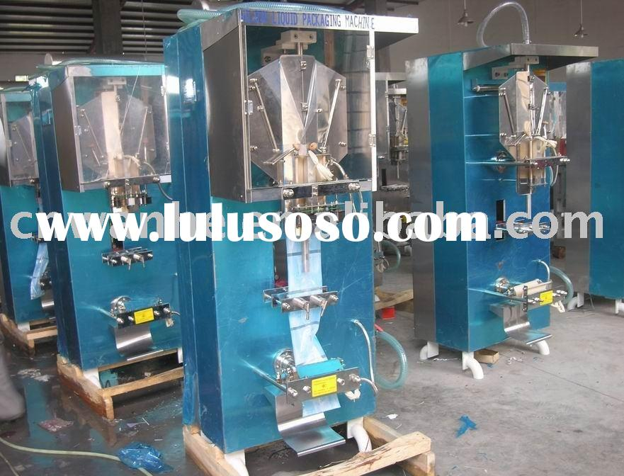 SJ-1000 High-speed Water Pouch Packing Machine