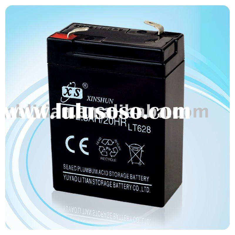 Sealed Lead Acid Battery 6V2.8AH