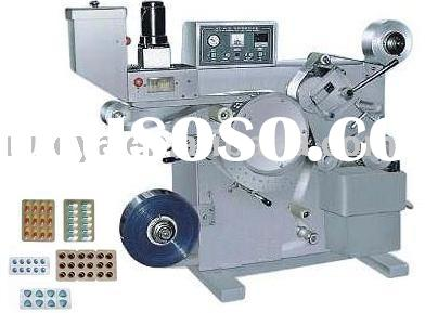 Small AL-PVC Blister Packing Machine DPP-80 & 120