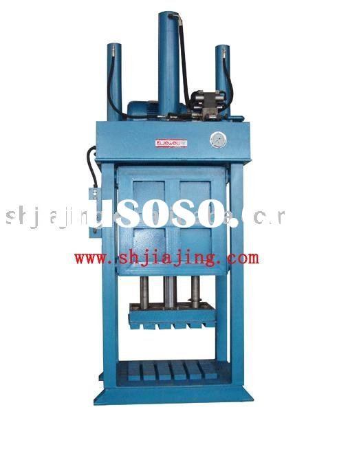 Used clothes Hydraulic Baler Machine/ Compress Baler
