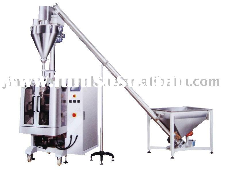Vertical powder packaging machine