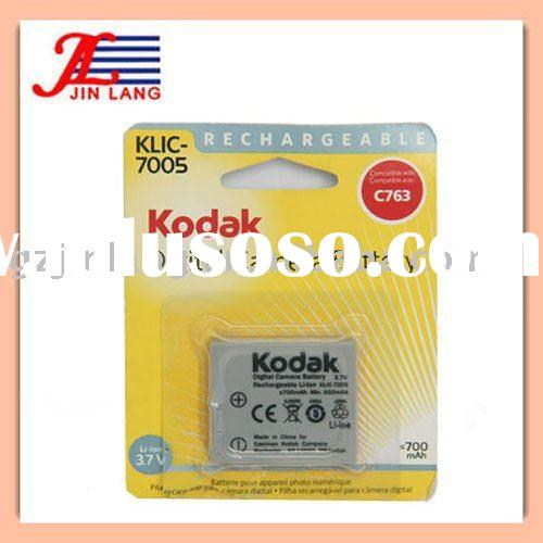 (KLIC-7005) Lithium  Battery Pack