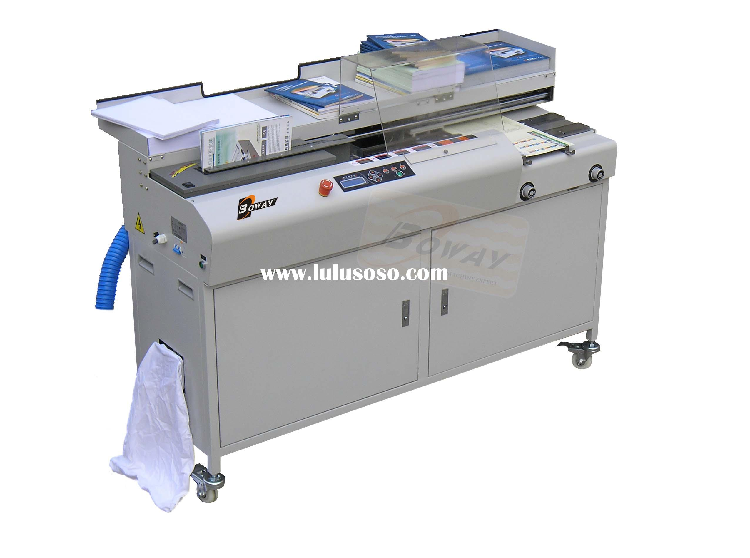 Book Binding Materials Book Binding Machine