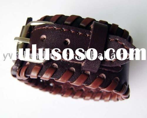 leather jewelry|leather craft