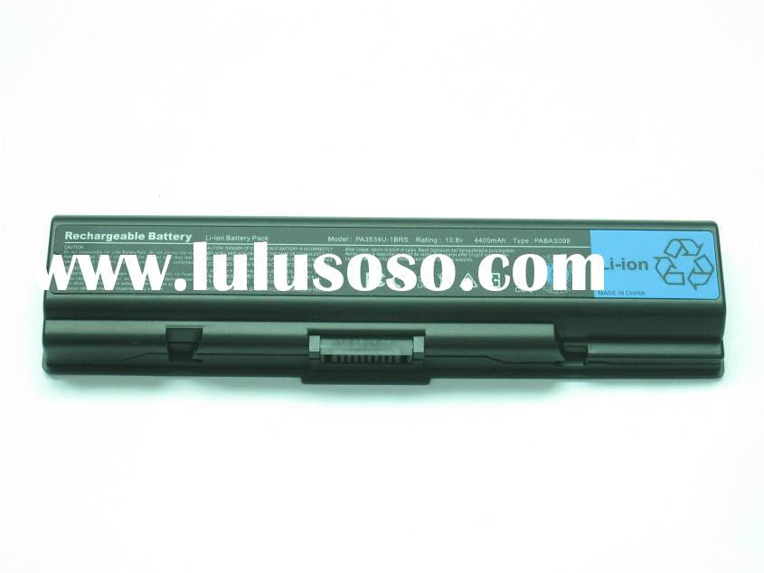 notebook battery/laptop battery  for Toshiba PA3534 PA3533 Satellite A300 Pro A200 series