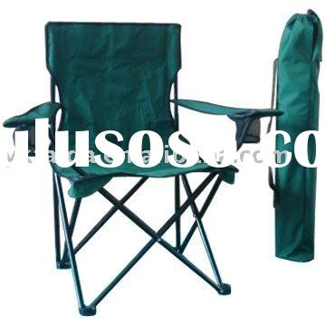 steel folding armrest chair,with cup holders,can hold 300bls