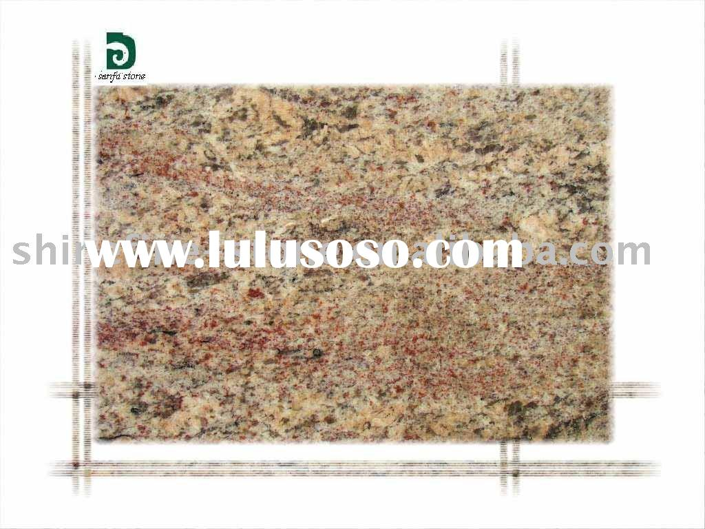 Bordeaux Crema yellow granite