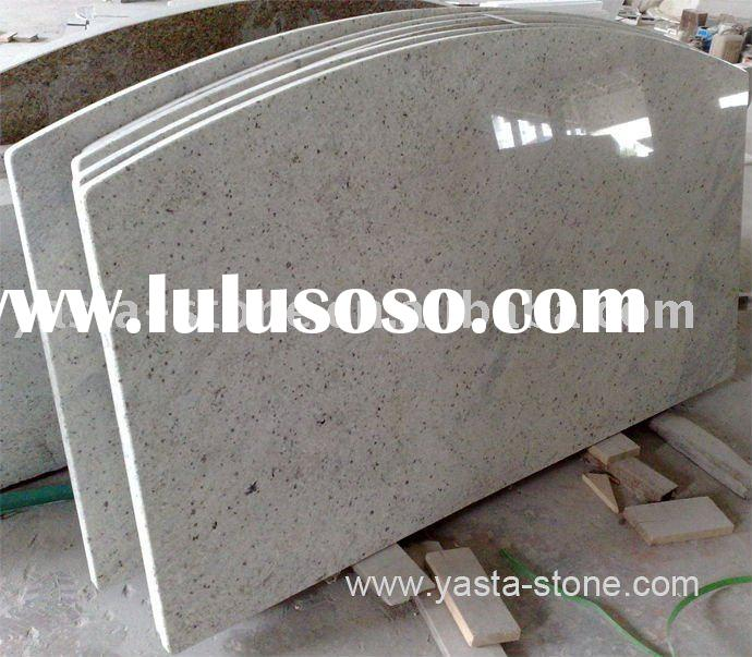 Cashmere White Granite Countertops