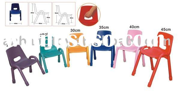 Children's Plastic Chairs