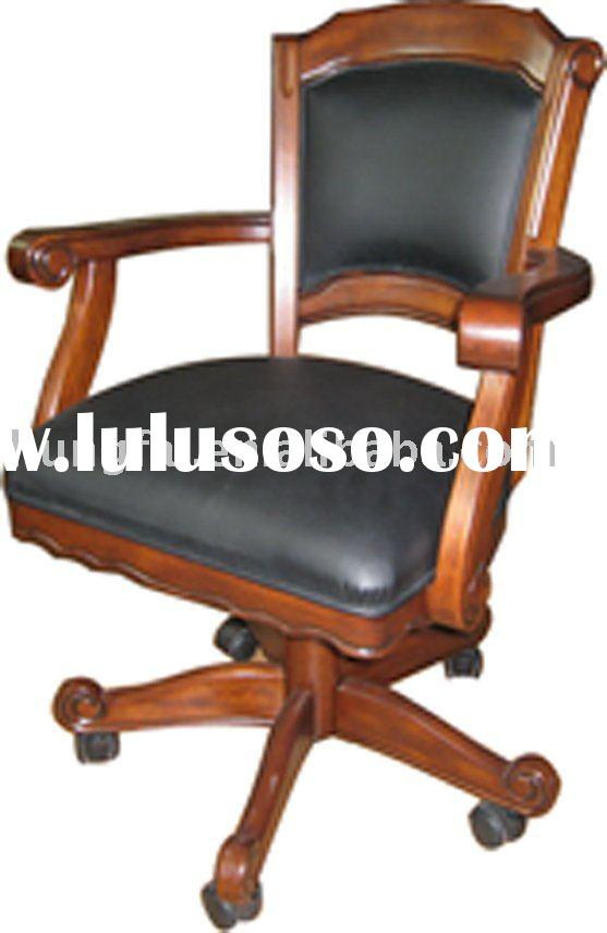 GC-02 (antique) solid wood antique wooden arm chairs
