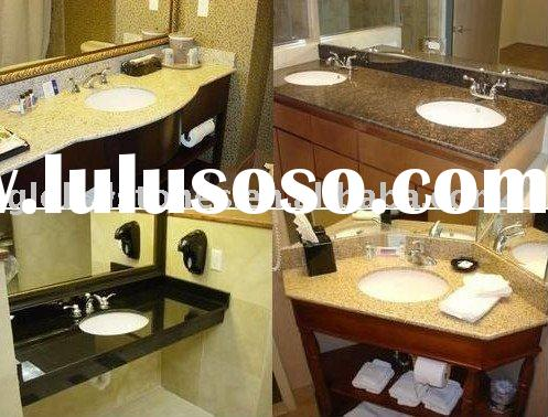 Granite Bathroom Vanity Sinks