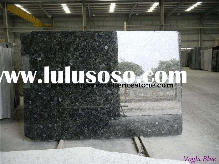 Granite Slab Volga Blue
