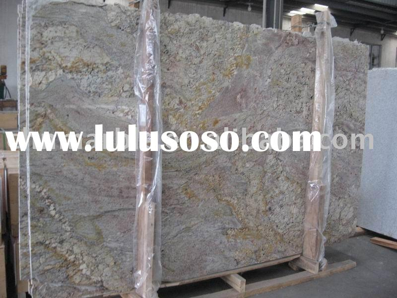 Granite Typhoon Bordeaux Slab