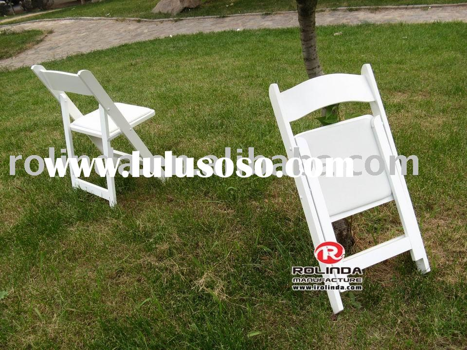 Outdoor Folding Wedding Chairs