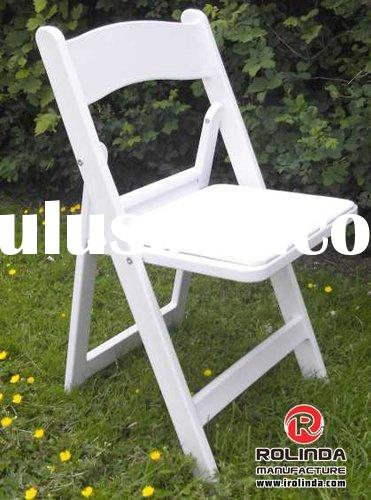Outdoor Wood Folding Chair