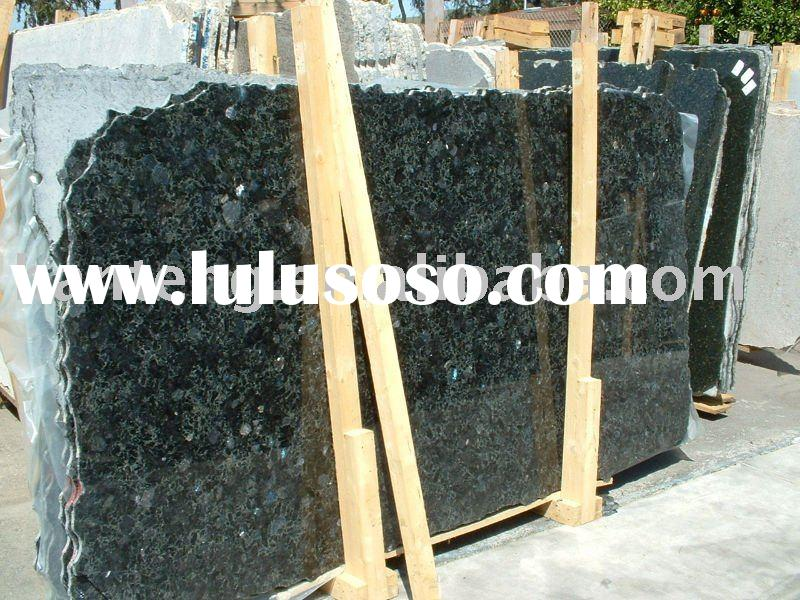 Volga Blue Granite slab