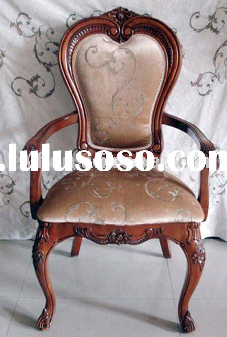 antique bedroom wood chair
