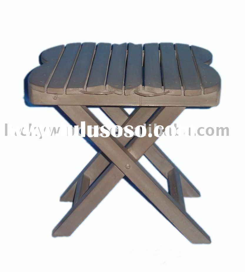 Folding Wooden Chair Plans