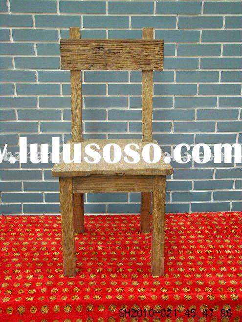 classical antique wood chair