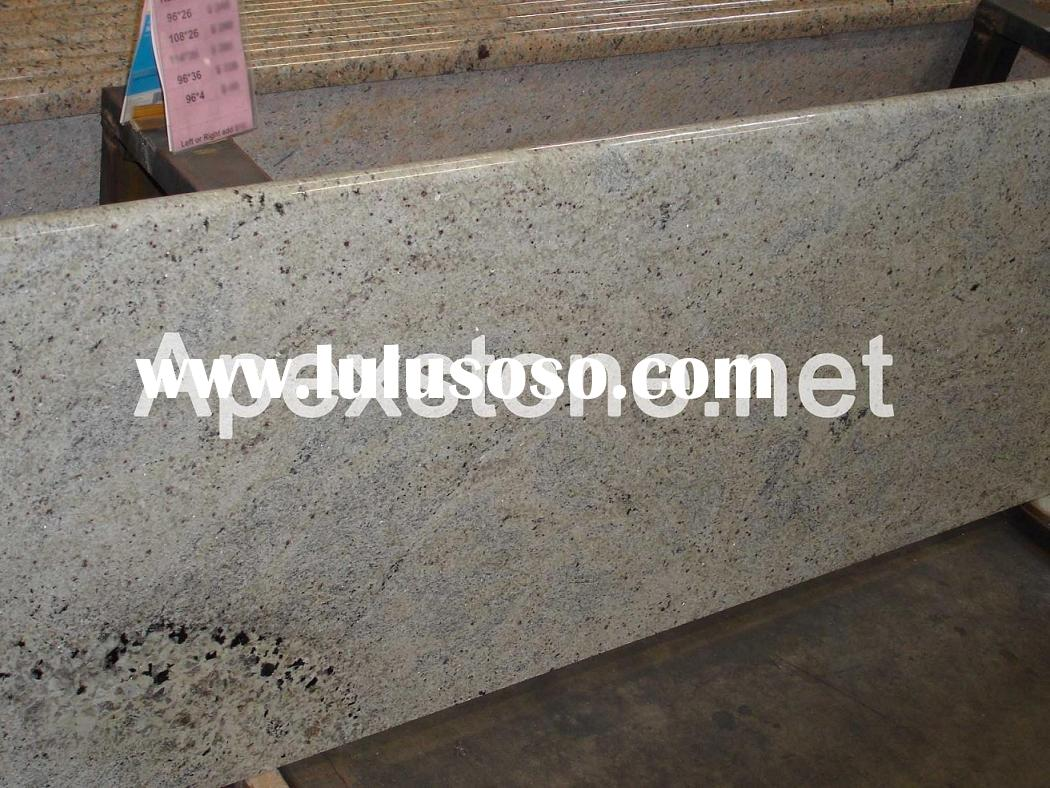 kashmir white granite worktop