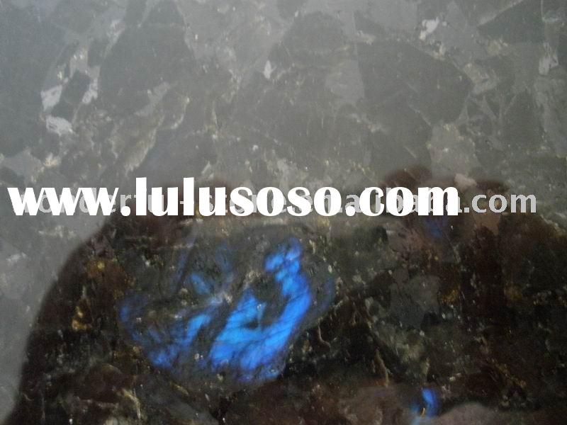 ukraine volga, blue granite slab, ukraine granite