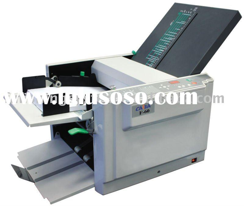 Automatic Paper Folding Machine