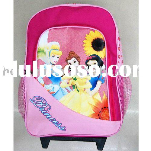 Disney princess School bag & Wheeled bag HS4412