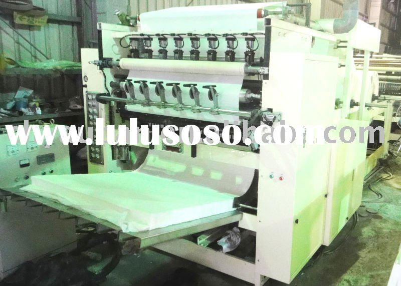 High Speed Facial Tissue Folding Paper Machine
