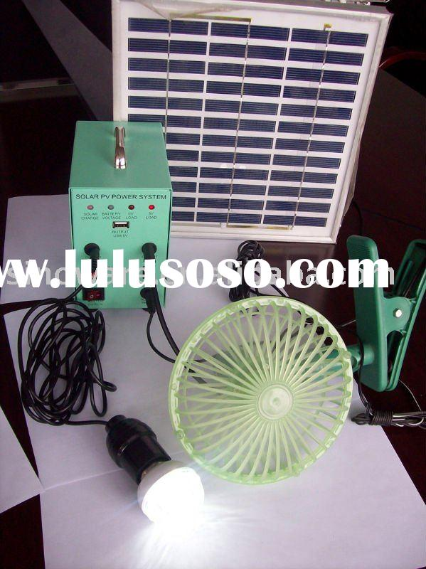 Indoor Mini  Solar Lamp
