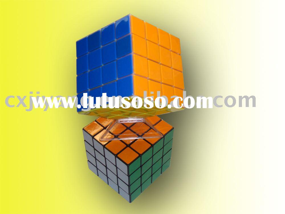 7 piece wooden cube puzzle solution.