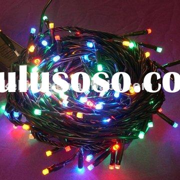 Kellin holiday time lights