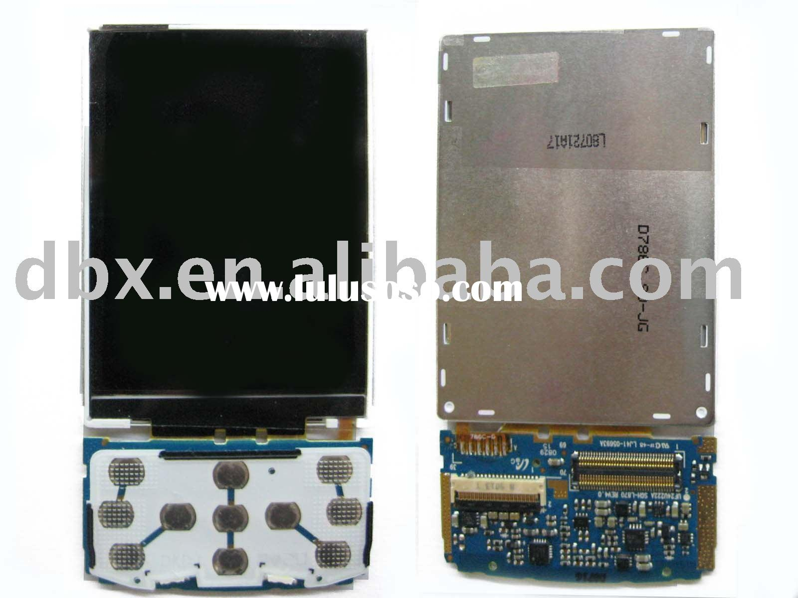 Mobile phone LCD for Samsung L870 LCD