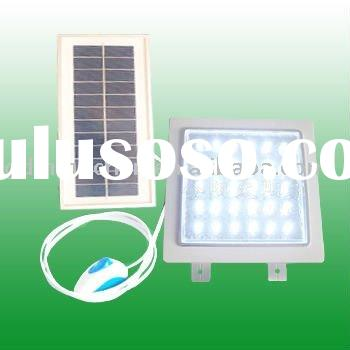 Solar energy indoor lamp