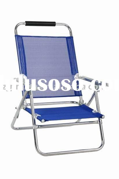 Aluminum Jelly Folding Lounge Beach Chairs Aluminum Jelly