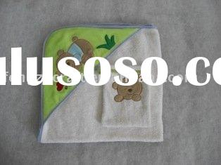 baby bath towel set
