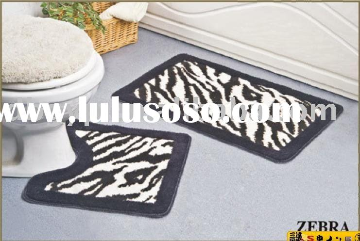 BATHROOM CARPETING & RUGS