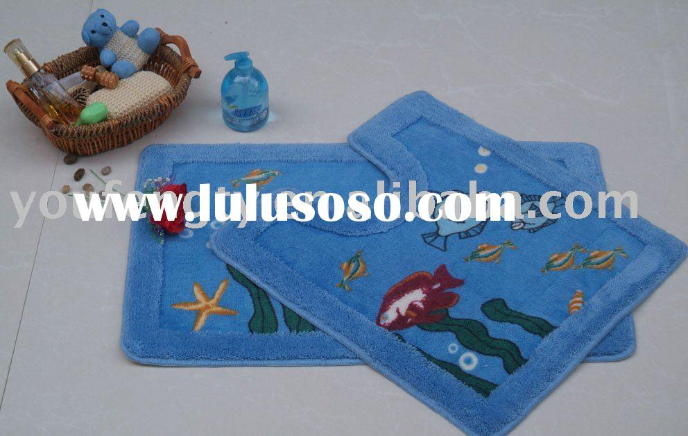 Gray bathroom rug sets in Bath Accessories - Compare Prices, Read