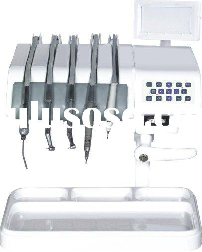 dental chair tool tray