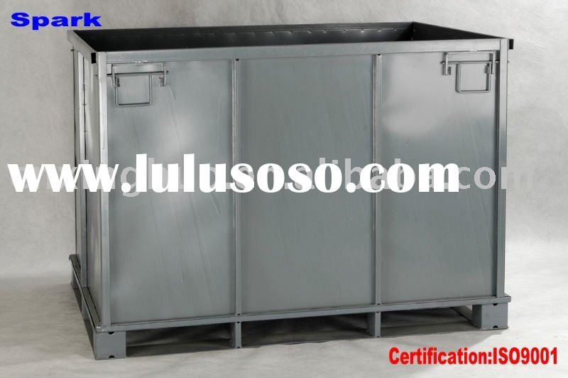 Folding container metal folding container metal manufacturers in