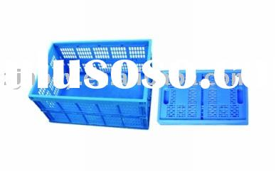 folding plastic container