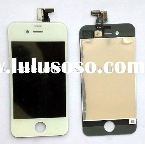 for Apple iPhone 4 LCD + Digitizer Touch Screen + Glass Assembly
