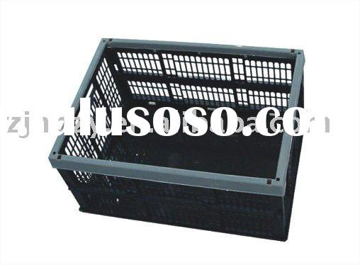 plastic folding crate/container