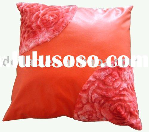red leather chair cushions